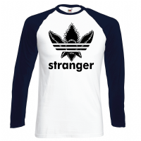 STRANGER DEMOGORGON BASEBALL - INSPIRED BY STRANGER THINGS ADIDAS
